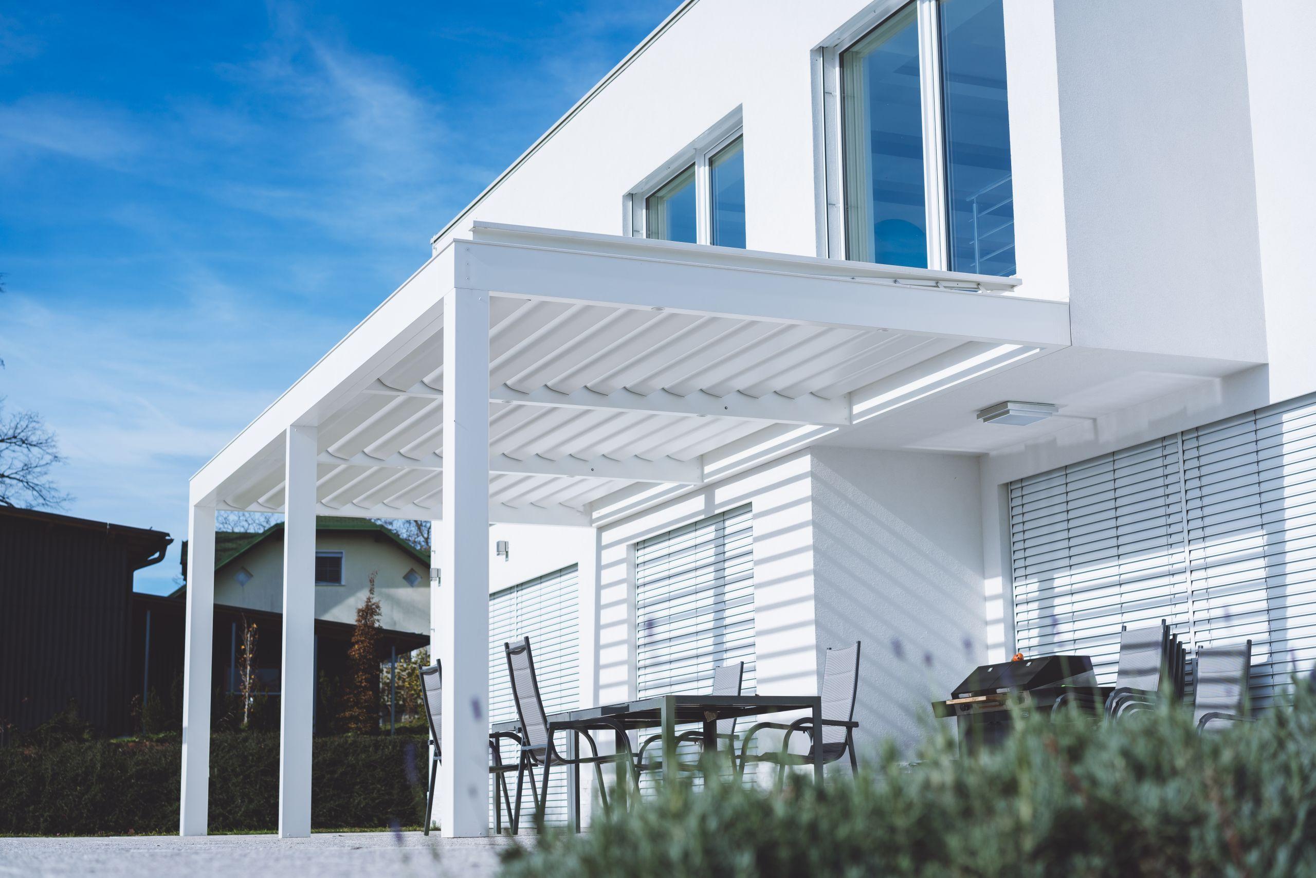 Bioklimatske pergole za terase
