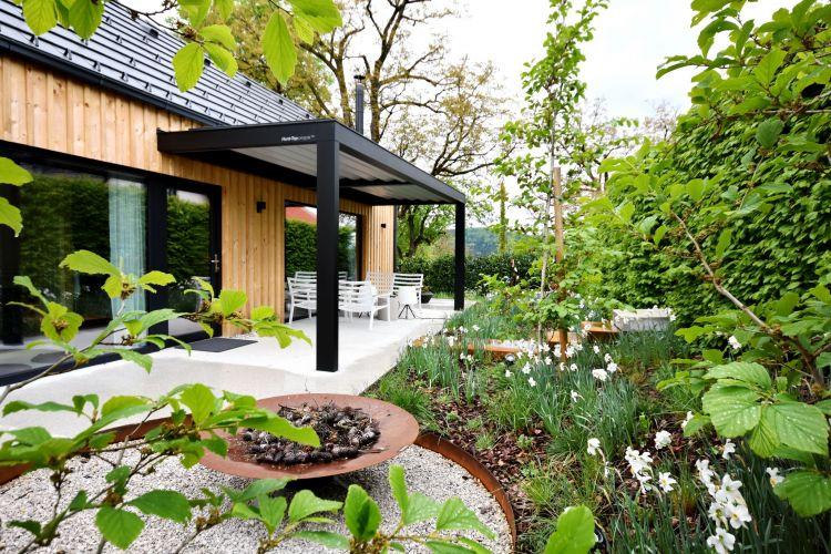 Bioklimatska alu pergola za teraso